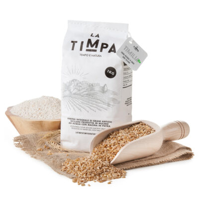 Farina Timilia Bio 1 Kg La Timpa