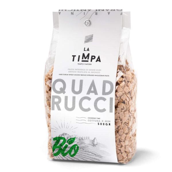 Quadrucci Bio 500 g – Quadrucci Biologici 500 g | La Timpa