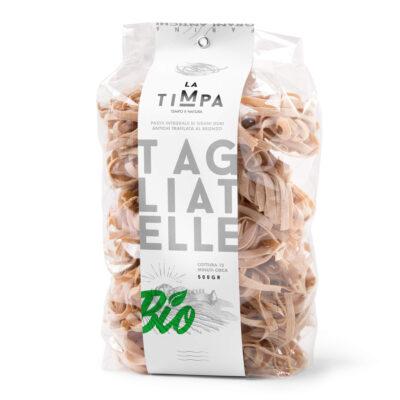 Tagliatelle Biologiche 500 g - Tagliatelle Bio 500g | La Timpa