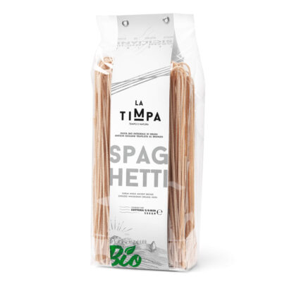 La Timpa Ancient Grain Spaghetti