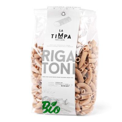 Rigatoni Biologici 500 g - Rigatoni Bio 500 g | La Timpa